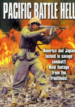 WWII: Pacific Battle Hell: Fury in The Pacific/My Japan/Target Japan/Who Died/Japan's Surrender (DVD)