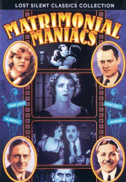 Matrimonial Maniacs: Meddling Women/A Bedroom Scandal/Her Great Mistake/A Safe Investment (DVD)