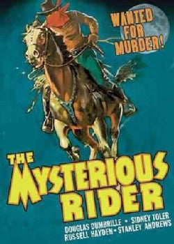 Mysterious Rider (DVD)