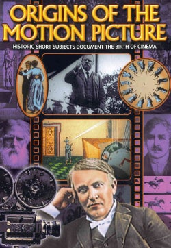 Origins of The Motion Picture: Origins Of The Motion Picture/Lumiere Films/Selig-Tribune #2/Under Royal Patronage (DVD)