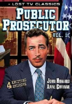 Public Prosecutor: Vol. 1 (DVD)