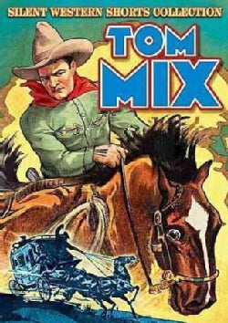 Tom Mix: Silent Western Shorts Collection (DVD)