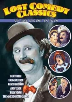 Lost Comedy Classics Of The Silent Screen (DVD)