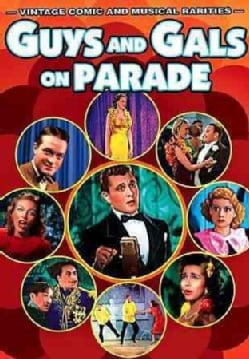 Guys and Girls On Parade: Vintage Comic And Musical Rarities (DVD)