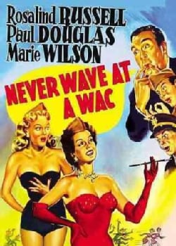 Never Wave At A WAC (DVD)