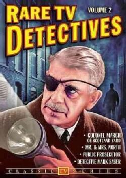 Rare TV Detectives: Vol. 2 (DVD)