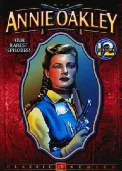 Annie Oakley: Vol. 12 (DVD)