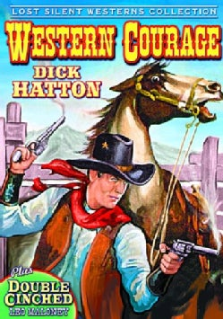 Western Courage/Double Cinched (DVD)