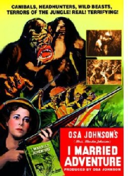 I Married Adventure (DVD)