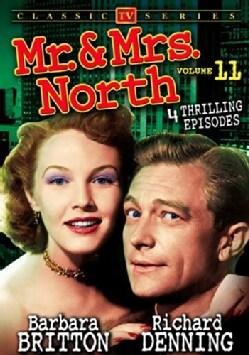 Mr. & Mrs. North: Vol. 11 (DVD)