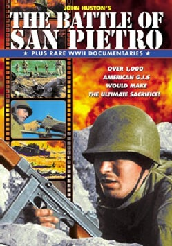 Battle Of San Pietro (DVD)