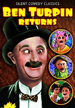 Return Of Ben Turpin: Short Subject Collection (DVD)