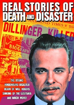 Real Stories Of Death And Disaster (DVD)