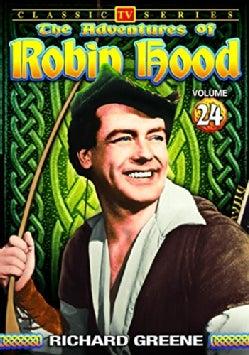 The Adventures Of Robin Hood: Vol. 24 (DVD)
