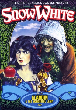 Snow White/Aladdin And The Wonderful Lamp (DVD)