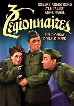 Three Legionnaires (DVD)