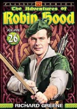 The Adventures Of Robin Hood: Vol. 26 (DVD)