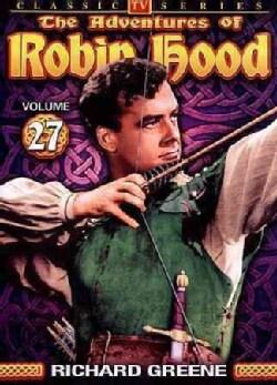 The Adventures Of Robin Hood: Vol. 27 (DVD)