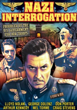 Nazi Interrogation/The Nazis Strike (DVD)