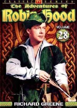 The Adventures Of Robin Hood: Vol. 28 (DVD)
