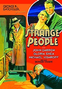 Strange People (DVD)