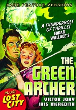 The Green Archer/The Lost City (DVD)