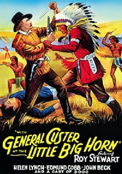 With General Custer At The Little Big Horn (DVD)