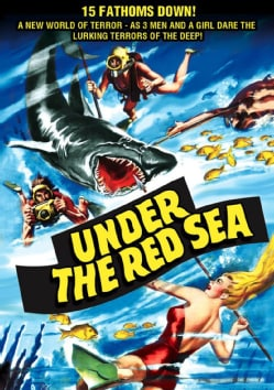 Under The Red Sea (DVD)