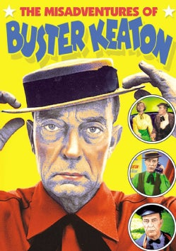 The Misadventures Of Buster Keaton (DVD)