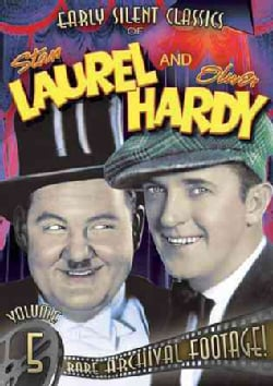 Laurel & Hardy: Early Silent Classics Vol. 5 (DVD)