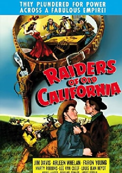 Raiders Of Old California (DVD)