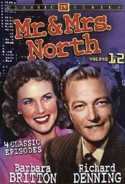 Mr. & Mrs. North: Vol. 12 (DVD)