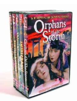 D.W. Griffith Silent Classics (Orphans Of The Storm /Intolerance/Way Down East/Birth Of A Nation/Broken Blossoms (DVD)