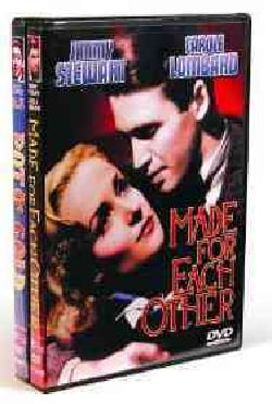 James Stewart Classics: Made For Each Other/Pot O'Gold (DVD)