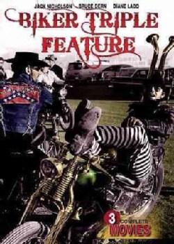 Biker Triple Feature (DVD)