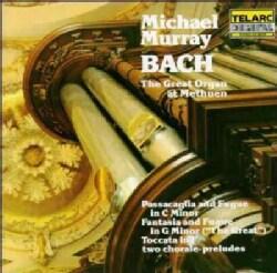Murray-Great - Bach:Organ Works