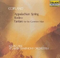 Lane/Aso - Copland:Appalachian/ Rodeo/Fanfare