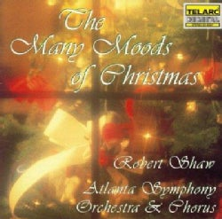 Robert Chorale Shaw - The Many Moods of Christmas