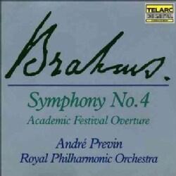 Previn/Royal Philharmonic Orchestra - Brahms:Sym. 4