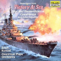 Cincinnati Pops Orchestra - Victory at Sea, War & Remembrance