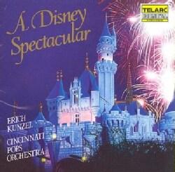 Cincinnati Pops Orchestra - A Disney Spectacular:Disney Favorites