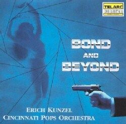Cincinnati Pops Orchestra - Bond & Beyond