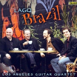 Los Angeles Guitar Quartet - Brazil