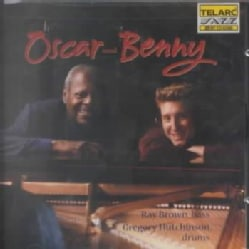 Oscar Peterson - Oscar and Benny