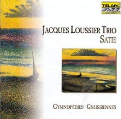Jacques Loussier - Satie:Gymnopedies Gnossiennes