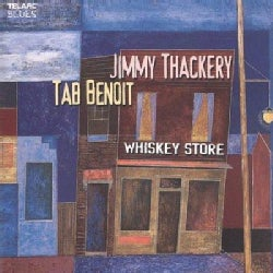 Jimmy Thackery - Whiskey Store