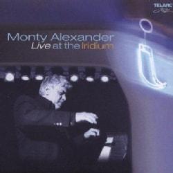 Monty Alexander - Live At The Iridium