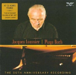 Jacques Loussier - Plays Bach - The 50th Anniversary Recording
