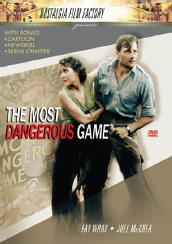 The Most Dangerous Game (DVD)