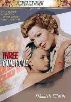 Three Came Home (DVD)